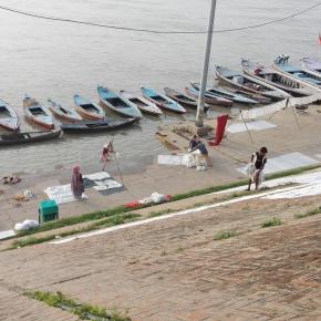 Varanasi - Laudry