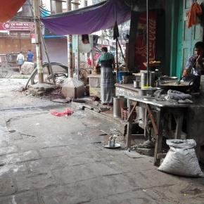 Varanasi - Market