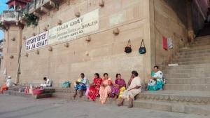 Varanasi - Ghat