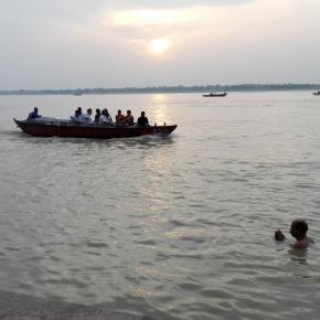Varanasi - Ganga