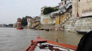 Varanasi - Boat